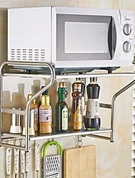 Space Aluminum Pan Cover Combination Multi - function Shelves