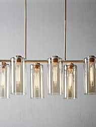 cheap -Chandelier ,  Rustic/Lodge Painting Feature for Designers Metal Study Room/Office Indoor Shops/Cafes 2 Bulbs