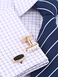 Multipurpose Luxury Shirt Cufflinks Men's Jewelry French Sleeve Buttons Design Cuff link High Quality Brand Wedding Cuffs For Guests