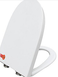 Toilet Seat Fits Most ToiletsThickerSoft CloseToilet Seat U - Quick installation Stainless steel disc mounting