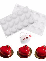 Недорогие -Инструменты для выпечки силикагель Инструмент выпечки Повседневное использование Формы для пирожных 1шт