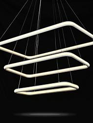 Lampadario dimmerabile principale illuminazione coperta soffitto moderna lampadari a sospensione illuminazione lampadari con telecomando