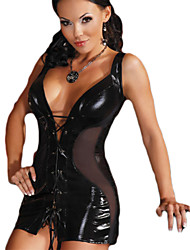 cheap -More Costumes Cosplay Costume Women's Carnival New Year Festival / Holiday Halloween Costumes Black Sexy Uniforms More Uniforms