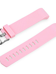 economico -Braccialetto per elastomeri di ricambio per carica di fitbit 2 pink