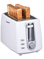 Недорогие -Хлебопечки Тостер Необычные гаджеты для кухни 220.0Низкая вибрация Таймер Многофункциональный Функция синхронизации Легкий и удобный