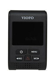 economico -viofo a119s v2 gps 2.0 condensatore hd con gates novatek 96663 chip imx291 lens car dash crash car dvr