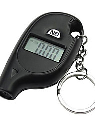 Digital Tire Pressure Gauge Key Chain