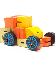cheap -Toy Cars Train Toys Dome Circular Train Car Other Toys Wood Not Specified Pieces