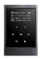 economico -Hi-FiPlayer8GB Jack da 3,5 mm Scheda TF 32GBdigital music playerTocco