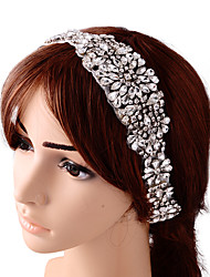 economico -fasce in resina copricapo festa di matrimonio elegante stile femminile