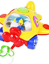 economico -Strumenti giocattoli Giocattoli Marcia Velivolo Pilota Plastica Pezzi Per bambini Regalo