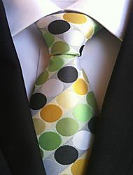 cheap -Men's Cute Holiday Necktie - Polka Dot