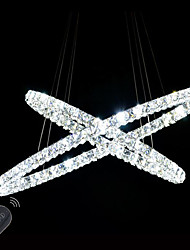 cheap -Modern Chandelier LED Lighting Indoor Fashion Ceiling Pendant Lights Chandeliers Dimmable Lighting Fixtures with Remote Control