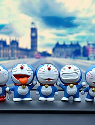Недорогие -DIY автомобильные подвески мультфильм аниме куклы мультфильм украшения автомобиль подвеска&Украшения пластиковые
