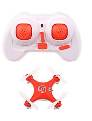 Dron CX10 4Kanály 6 Osy - LED Osvětlení Jedno Tlačítko Pro Návrat 360 Stupňů OtočkaRC Kvadrikoptéra Dálkové Ovládání USB kabel 1 Baterie