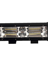 cheap -144W 14400lm 6000K LED White Flood 3-Rows Working Light for Car/Boat/Headlight   9v-32v