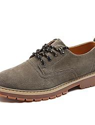 abordables -Homme Chaussures Similicuir Matières Personnalisées Hiver Automne Semelles Légères Confort Basket pour Mariage Décontracté Bureau et