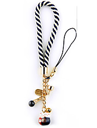 Сумка / телефон / брелок шарм телефон ремешок счастливый кот мультфильм игрушка медь металл китайский стиль