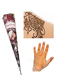 preiswerte -1 × 30 ml Verschiedene Farben Klassische Tattoo-Tinten Tattoo-Pigment Farbsets Make-up-Farben