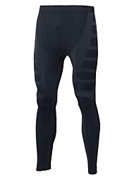 cheap -Men's Running Tights Gym Leggings Fitness, Running & Yoga Quik Dry Anatomic Design Breathable Lightweight Sports Tights Bottoms