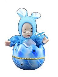Недорогие -Куклы музыкальная шкатулка Игрушки Круглый Куски Девочки День Святого Валентина Подарок