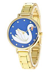 cheap -Women's Sport Analog Watch Ladies Fashion Dress Wristwatch Female Unique Luxury Casual Watch Quartz Creative Stainless Steel Band Relogio Feminino
