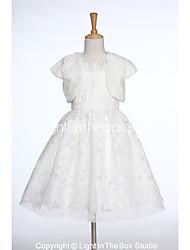 cheap -Faux Fur Wedding / Party / Evening Kids' Wraps With Vests