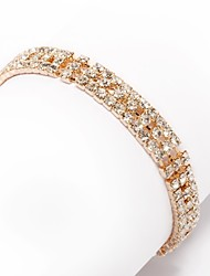 cheap -Women's Chain Bracelet - Fashion Bracelet Gold For Wedding / Daily