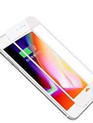 Vidro Temperado Protetor de Tela para Apple iPhone 8 Protetor de Tela Integral Alta Definição (HD) Dureza 9H À prova de explosão Borda