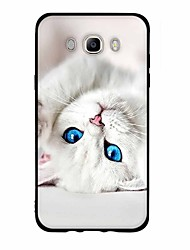 Case For Samsung Galaxy J7 (2017) J3 (2017) Pattern Back Cover Cat Soft TPU for J7 (2016) J7 (2017) J7 V J7 Perx J7 J5 (2016) J5 (2017)