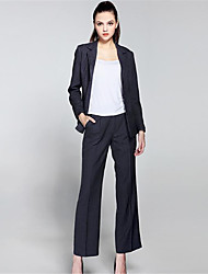 cheap -ZIYI Women's Daily Work Sophisticated Fall Suit