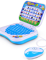 cheap -Toy Computer Laptop Educational Toy Smart intelligent English Chinese Boys' / Girls' Toy Gift
