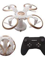 Drone 415B 4 canaux Avec l'appareil photo 0.3MP HD Retour Automatique Flotter Avec Caméra Quadri rotor RC Télécommande Caméra Câble USB