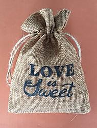 preiswerte -Kreativ Quader Vließstoff Geschenke Halter mit Muster Geschenktaschen