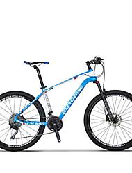 Mountain Bike Cycling 30 Speed 26 Inch/700CC SHIMANO M610 Disc Brake Suspension Fork Steel Frame Carbon Anti-slip Aluminium AlloyCarbon