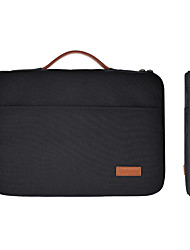 Dodocool 13-13.3 polegadas laptop nylon zipper manga ultrabook saco de transporte saco de proteção notebook