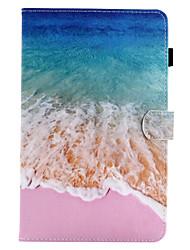 Недорогие -для чехлов держатель карты держатель кошелек с подставкой флип магнитный рисунок полный корпус корпус декорации твердая кожа pu для