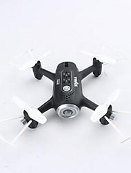 Drone X22W Canal 4 6 Eixos Forward / Backward Retorno Com 1 Botão Vôo Invertido 360° Quadcóptero RC Cabo USB Chave de Fenda Manual Do