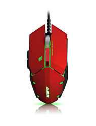 cheap -Ajazz GTC PRO 7Keys 4000DPI USB Backlight Aggravating  Gaming Mouse With 170CM Cable A3050