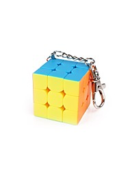 cheap -Rubik's Cube Mini 3*3*3 Smooth Speed Cube Magic Cube Stress Relievers Puzzle Cube ABS Square Gift