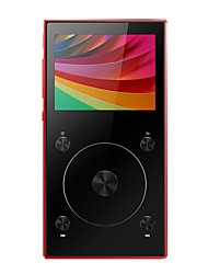 abordables -La chaîne hi-fiPlayerNon Jack 3.5mm Carte TF 256GBdigital music playerBouton Tactile