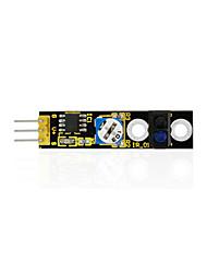 cheap -Keyestudio Line Tracking Sensor Module white/Black Line Detector for Arduino UNO R3 MEGA 2560 R3