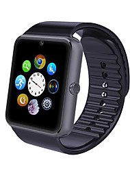 abordables -Montre Smart Watch YYGT08 for iOS / Android / iPhone Ecran Tactile / Calories brulées / Boussole Moniteur d'Activité / Moniteur de