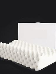 baratos -Confortável-Qualidade superior Almofada de Espuma de Memória Almofada de Látex Natural 100% Poliéster Látex Tecido Elástico