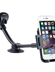 Недорогие -Автомобиль универсальный / Мобильный телефон Держатель подставки Переднее лобовое стекло универсальный / Мобильный телефон Тип купулы ABS Держатель