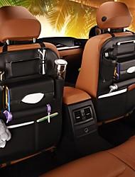 economico -Sedile veicolo Organizer e portaoggetti per auto Per Universali Pelle