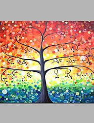 arbre de l'espoir 100% peint à la main peintures à l'huile contemporaines art moderne art mural pour la décoration de la chambre