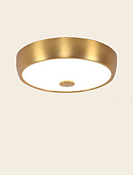 cheap -American Bedroom Absorb Dome Light Creative Living Room European-Style Sweet Bedroom Study Led To Absorb Dome Light Corridor Lighting Lamps And Lanter