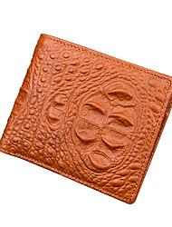 Недорогие -муж. Мешки Все сезоны Полиуретан Кошелек для монет Оборки для Для шоппинга Повседневные Черный Темно-коричневый