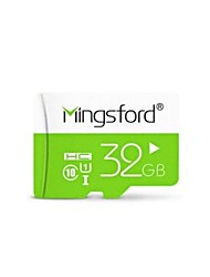 Mingsford 32GB Micro sd TF card class 10 UHS-1